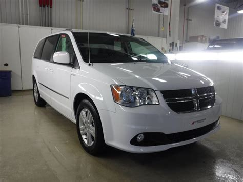 chrysler charlesbourg used dodge grand caravan 2016 for sale in charlesbourg