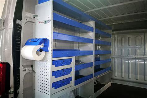 officine mobili usate officine mobili allestimenti di furgoni da lavoro per