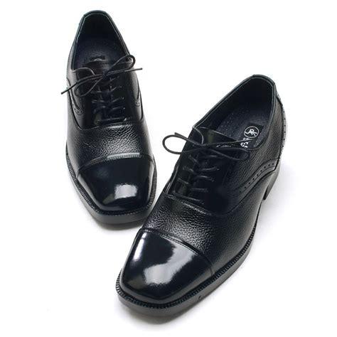mens square toe dress boots mens square toe black leather elevator dress shoes