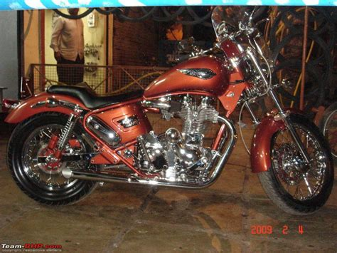 Modified Bike Garage by Modified Indian Bikes Post Your Pics Here And Only Here