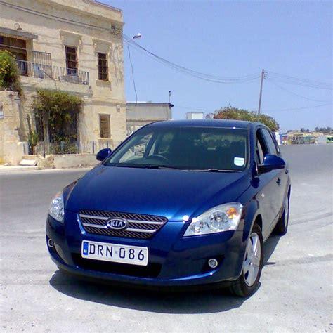 Kia Malta Kia86 S 2008 Kia Cee D In Luqa