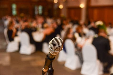 Wedding Speeches by Wedding Speech Order What You Need To Easy Weddings