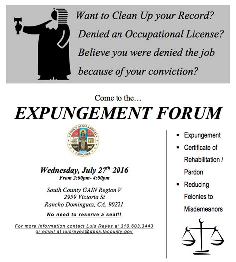 Do Citations Go On Your Criminal Record Expungement Forum My Prop 47