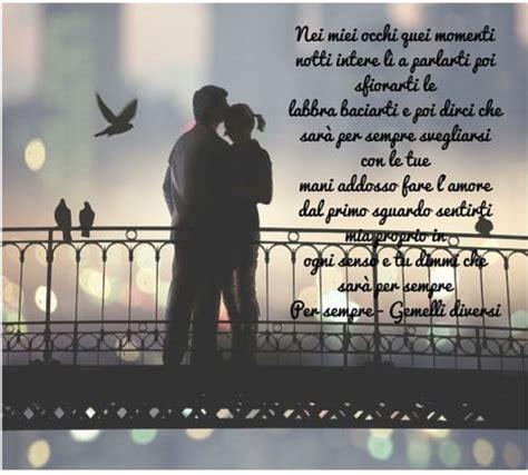 testi romantici frasi dolci d