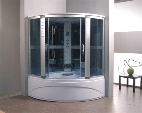 1500 X 1500 Whirlpool Corner Bath Panel Steam Shower Enclosure Cubicle Combi Ebay