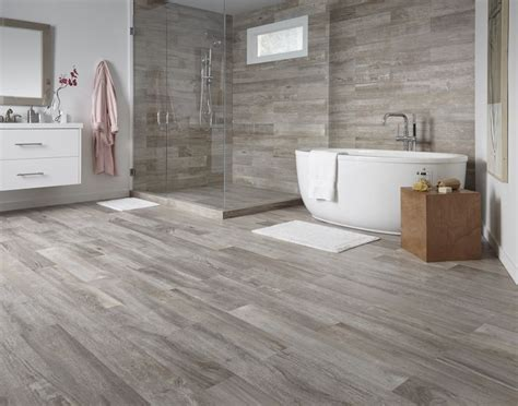 install wood look tile no grout 36 best images about floors wood look tile on