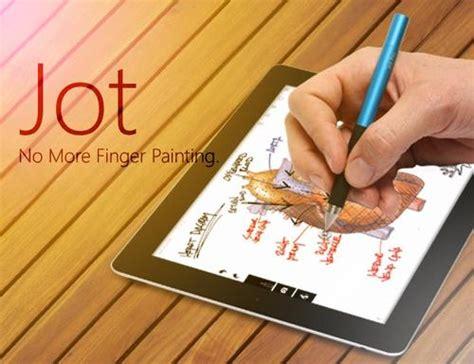 sketchbook pro jot touch adonit jot capacitive touch stylus gadgetsin