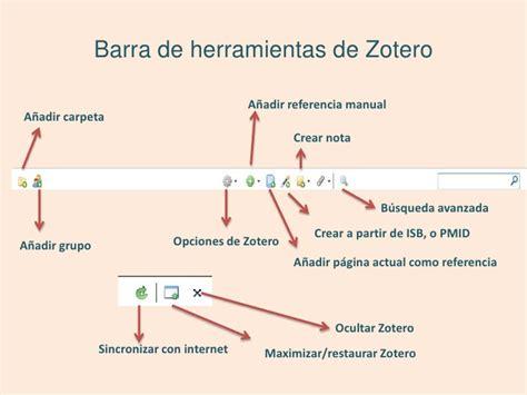 tutorial para instalar zotero tutorial zotero
