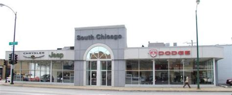 Jeep Dealers Chicago South Chicago Dodge Chrysler Jeep Ram Car Dealership In