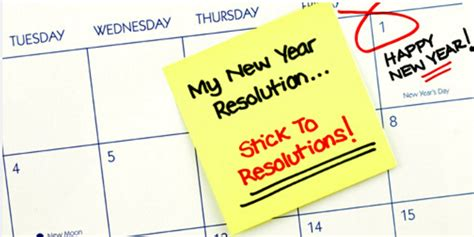 how to stick to your new year resolution lifestyle