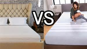 Twin Bed Memory Foam Tuft Amp Needle Or Leesa Which Mattress Is Better