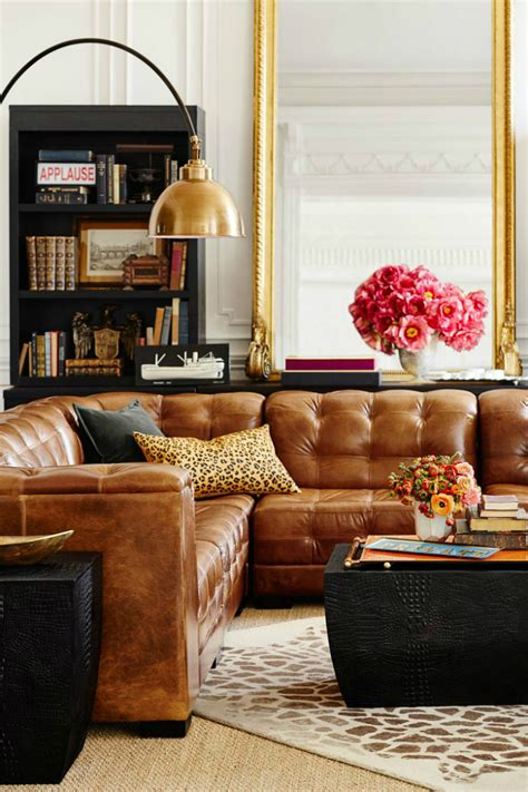 leather couch living room ideas 5 living room ideas make it more inviting and welcoming