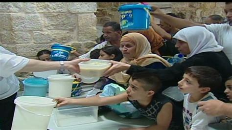 Soup Kitchen For The Poor by Soup Kitchen Feeds Jerusalem S Poor Cnn