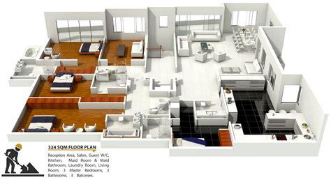 emerald residence apartment  sale  hazmieh mar