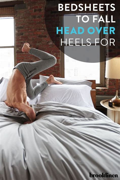 what are the most comfortable sheets to sleep on every great sleep begins with great sheets brooklinen has