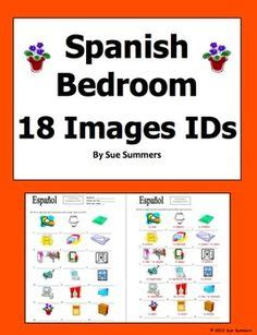 bedroom in spanish language 1000 images about spanish on pinterest in spanish spanish words and learn spanish