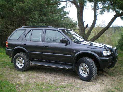 opel frontera 4x4 pin opel frontera 4x4 catalunya on pinterest