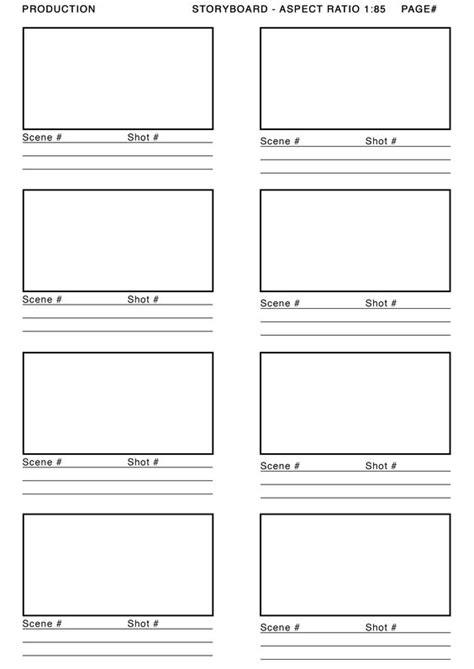 storyboard template 1 85 jpg 2480 215 3508 video pre