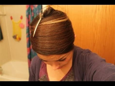how to doobie wrap hairstyle how to do a doobie doovi