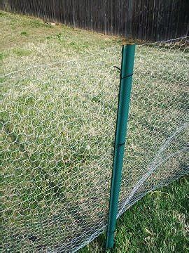 cheap quick chick fence
