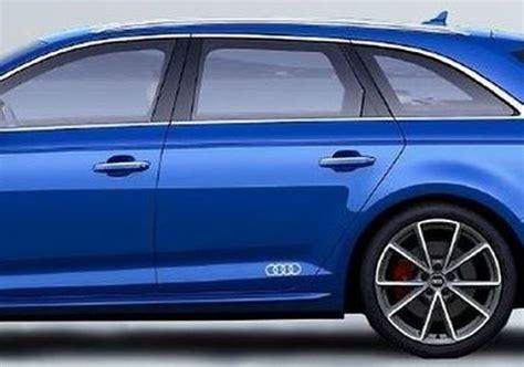 Aufkleber Audi Ringe by Audi Dekorfolie Audi Ringe Florettsilber Aufkleber Audi