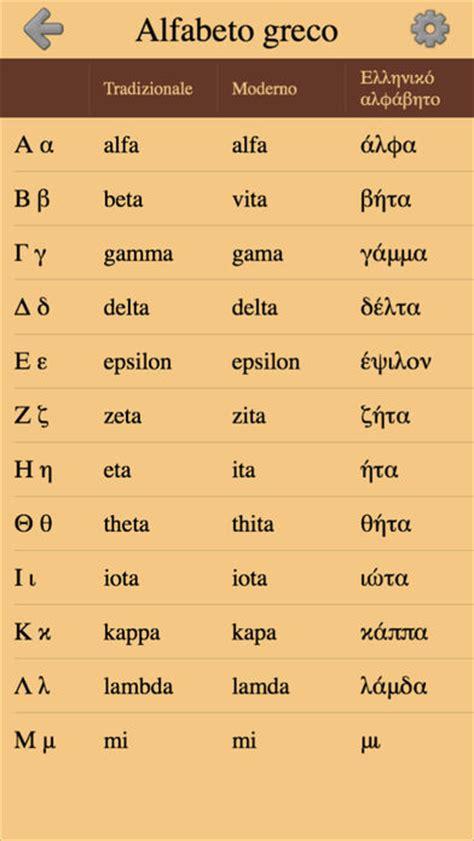 alfa lettere greche lettere e alfabeto greco 2 sull app store