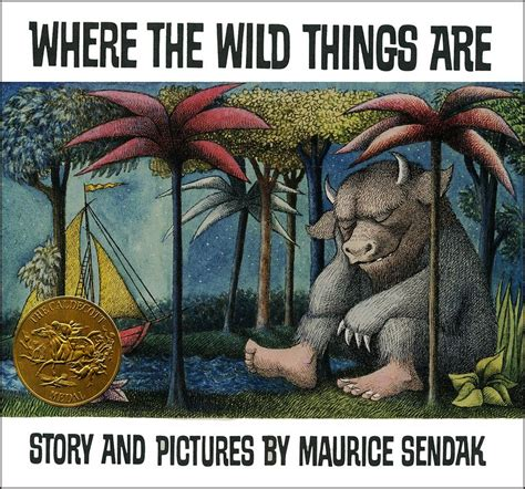 where the things are picture book where the things are book by maurice sendak