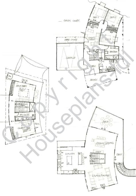 treehouse floor plans contemporary house plans tree house plan tree house floor