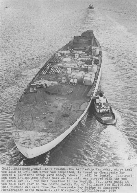 kingfisher boats long eaton battleship photo index bb 66 kentucky