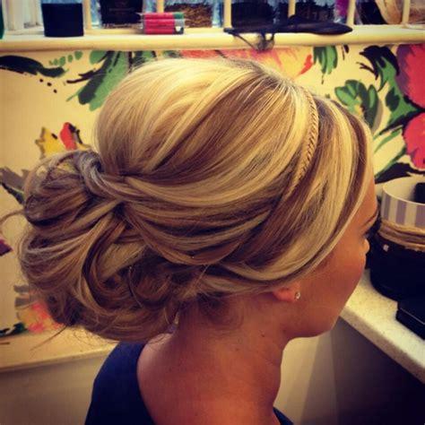 upstyle hair styles upstyle with braid hair pinterest bridesmaid hair