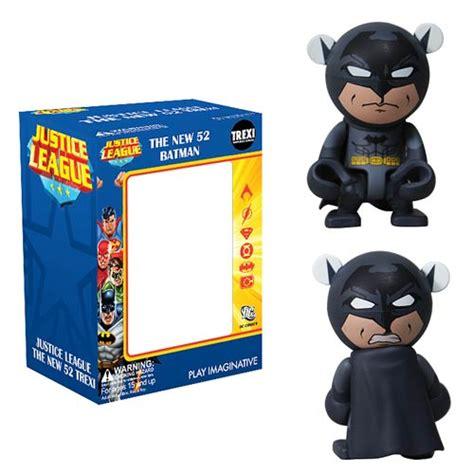 Trexi Dc Comics Batman The Rises Tinggi 2 5inch batman new 52 trexi mini figure figure