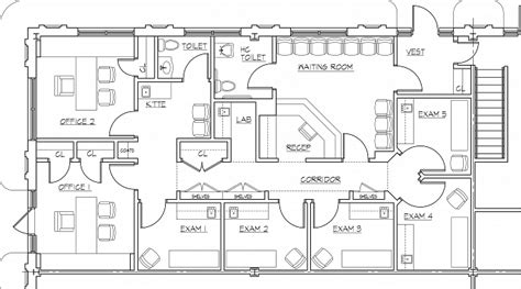 floor plan office layout choice house plans 6000 square feet made by wood