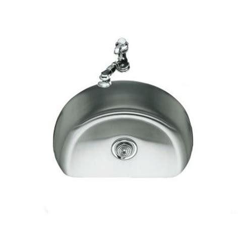 Kohler Undertone Kitchen Sink by Kohler Undertone Undercounter Stainless Steel 24 In