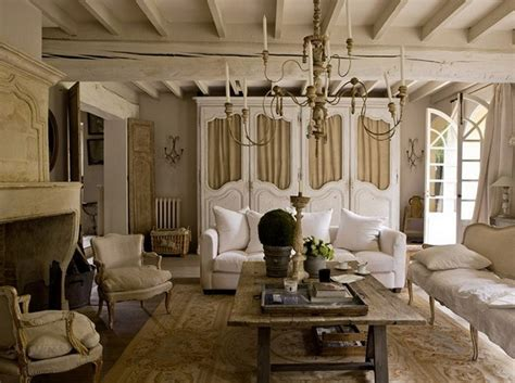 French Country Home Interior by French Country Decor Elements For House Design