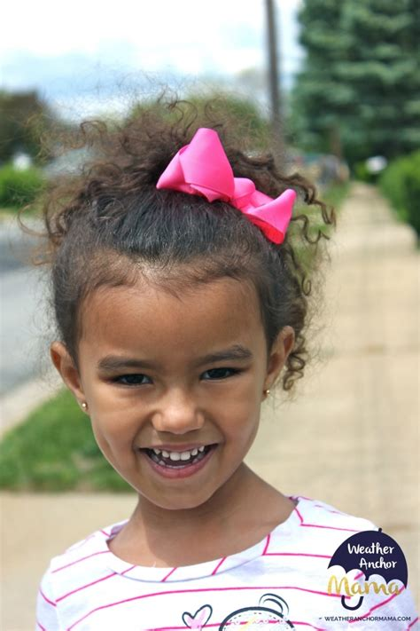 Hairstyles For Biracial Curly Hair by Mixed Hair Care Must Tools And Products For Curly
