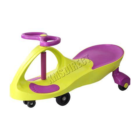 swing wiggle car foxhunter twist car roller kids ride on swing wiggle