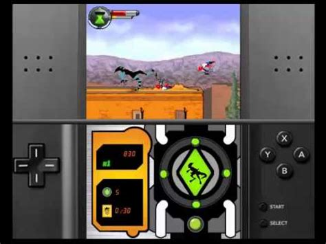 ben 10 omniverse rom updated ds s zagrajmy w ben10 omnivers nds 1 vidoemo emotional
