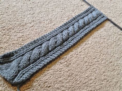how to knit a headband for beginners step by step lil bit http lilbit michelevenlee diy cable knit