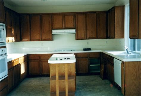 how to stagger existing cabinets adding height to your kitchen cabinets