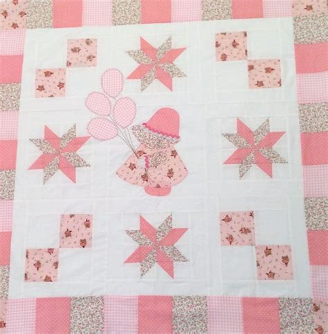 Top Quilt Pattern by Miss Pink Baby Quilt Top Pattern By Alicerose