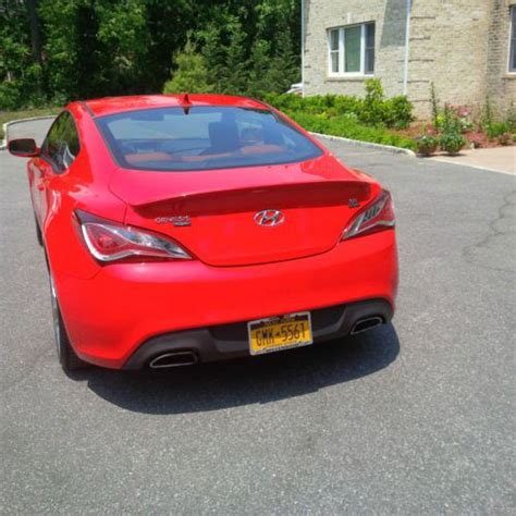 2013 Hyundai Genesis Coupe 3 8 For Sale by Sell Used 2013 Hyundai Genesis Coupe 3 8 R Spec Coupe 2