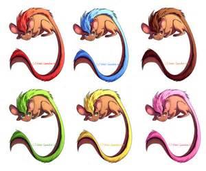 xweetok basic colors compiled by khari guardian on deviantart