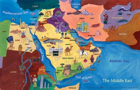 mid east map lizard map of the middle east world maps