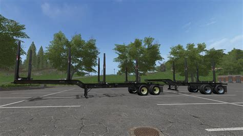 kenworth trailers kenworth t880 and trailers v1 0 ls2017 farming simulator