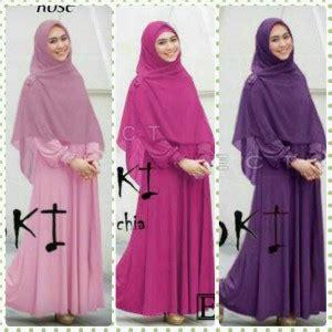 Baju Gamis Oki Baju Gamis Set Oki Xl Busana Muslim Ukuran Besar Big Size