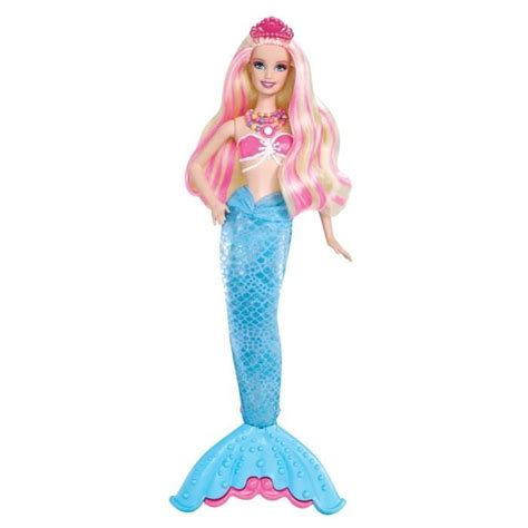 film barbie sirene barbie princesse sir 232 ne lumina achat vente poup 233 e