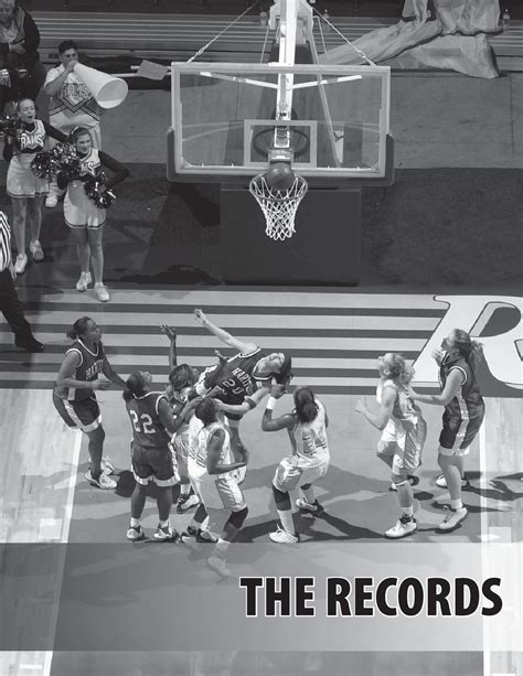 section 6 athletics 2009 10 uri women s basketball media guide section 6 by