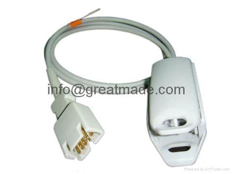 Cable Sensor Gasoline Ge Spo2 Finger Clip Spo2 Sensor Af072 China