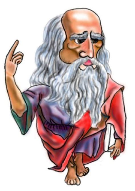 the character gap how are we philosophy in books quot plato s caricature quot comic prints and posters by
