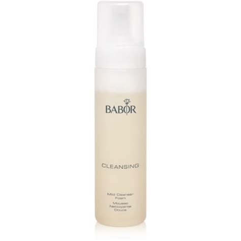 Mild Detox For The by Babor Cleansing Mild Cleanser Foam 6 75oz